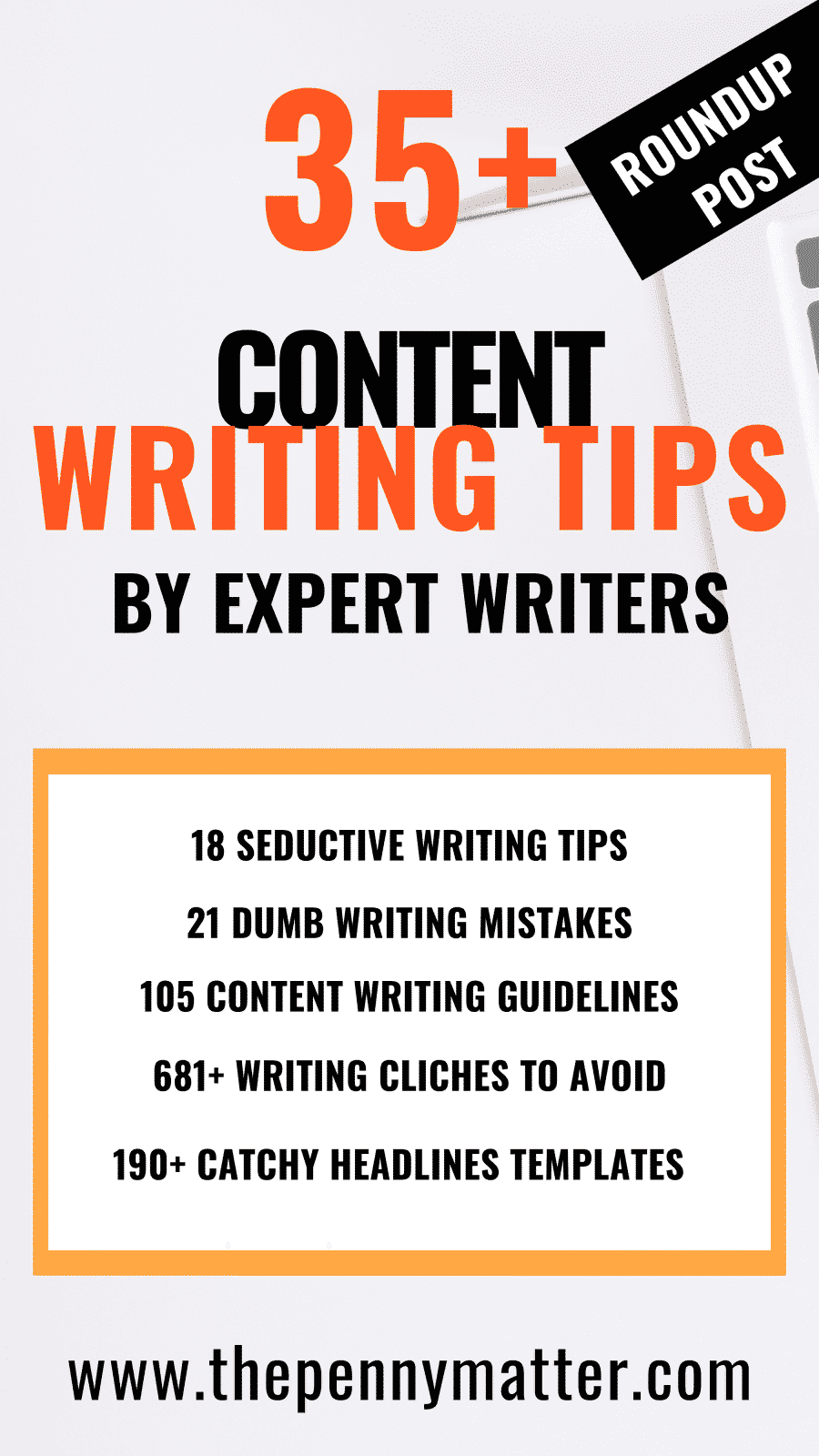 35 content writing tips for beginners