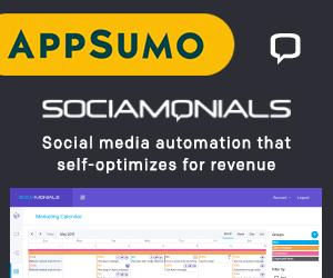 appsumo deals socialmonials