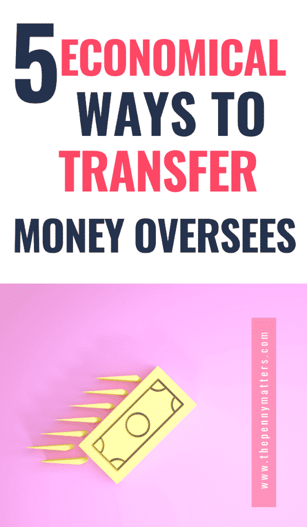 Economical Ways to Transfer Money Oversees