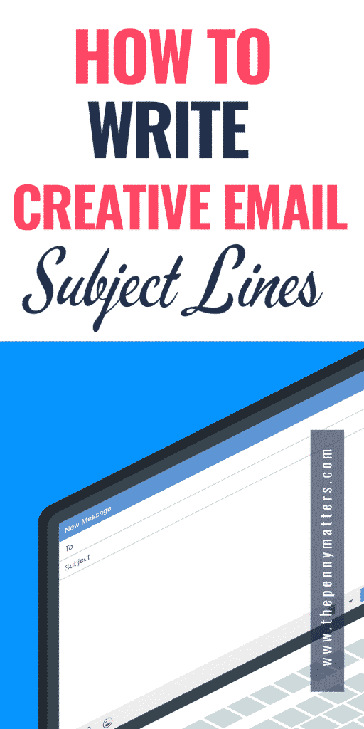 Email Subject Lines Examples