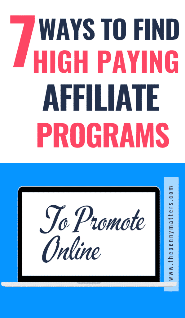 How to Find Affiliate Programs to Promote