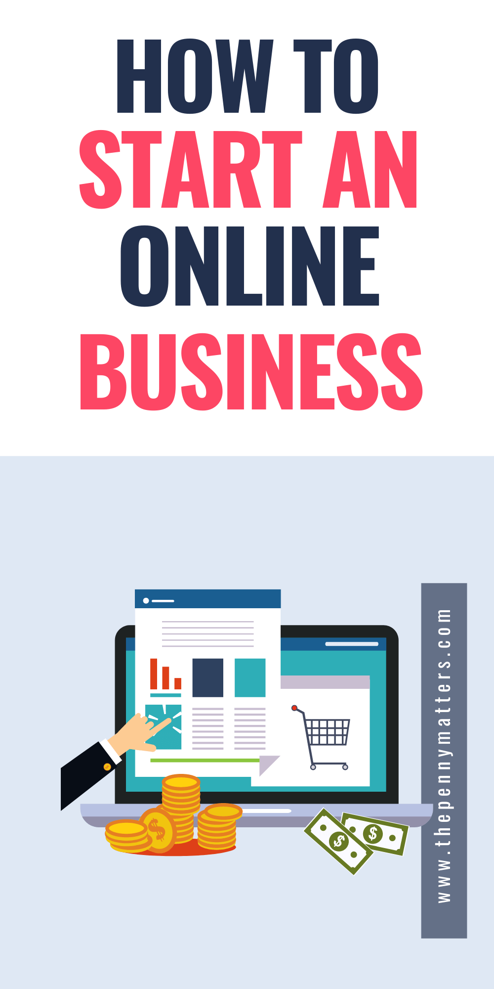 How to Start an Online Business from Home