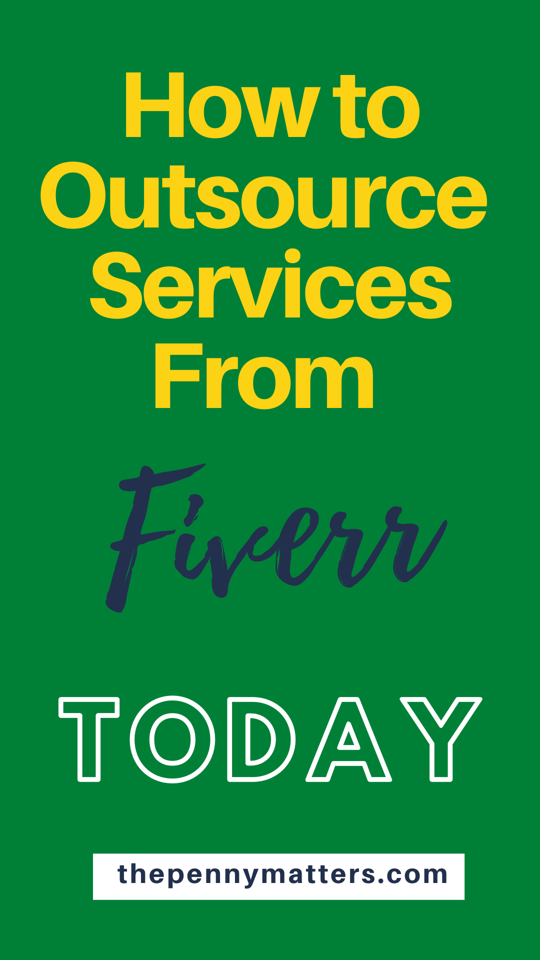 How to Grow Your eCommerce Business Outsourcing from Fiverr