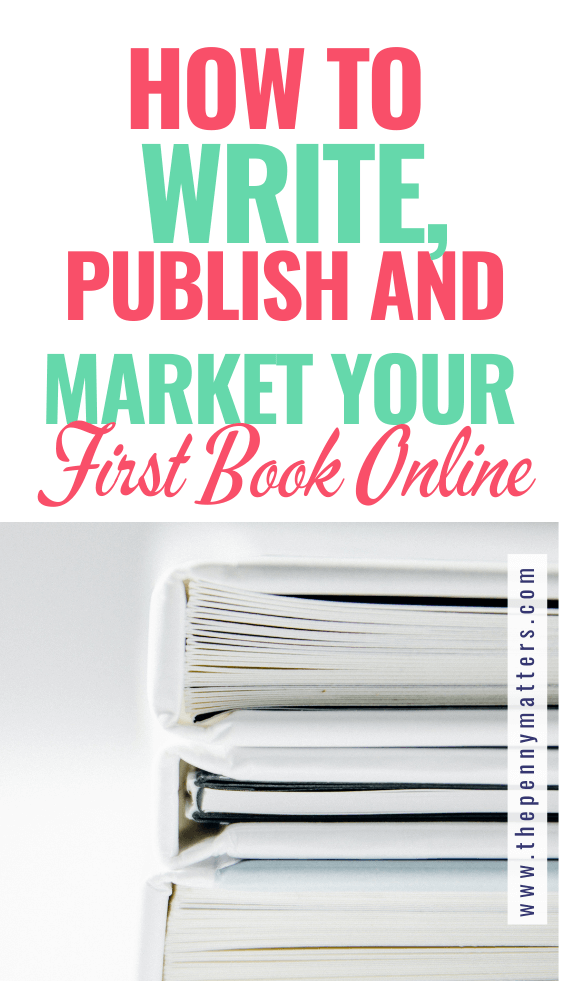 How to Publish Your First Book