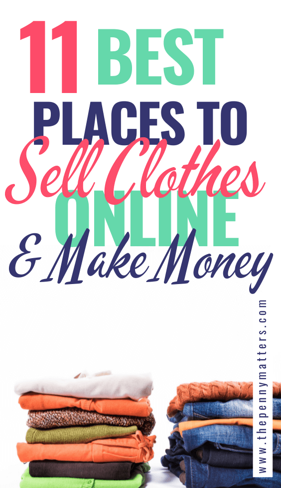 11 Best Places to Sell Clothes Online